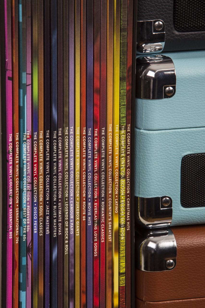 The complete vinyl collection fleur de londres - Collection disque vinyl ...