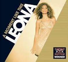 Leona Lewis A Moment Like This Lyrics