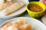 Spicy Shrimp Spring Rolls Recipe