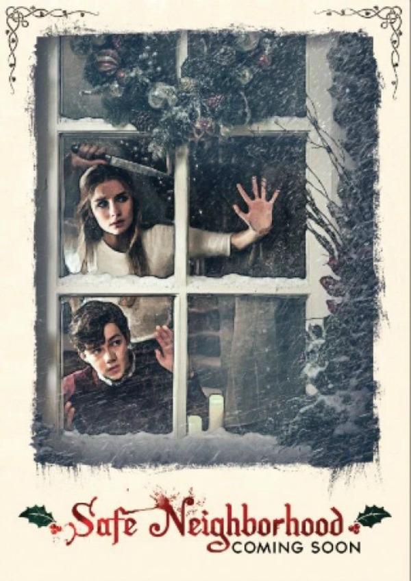 Safe Neighborhood Horror Christmas Movie