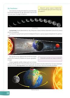 6. Sınıf Fen Bilimleri Ders Kitabı Cevapları Sevgi Yayınları Sayfa 28