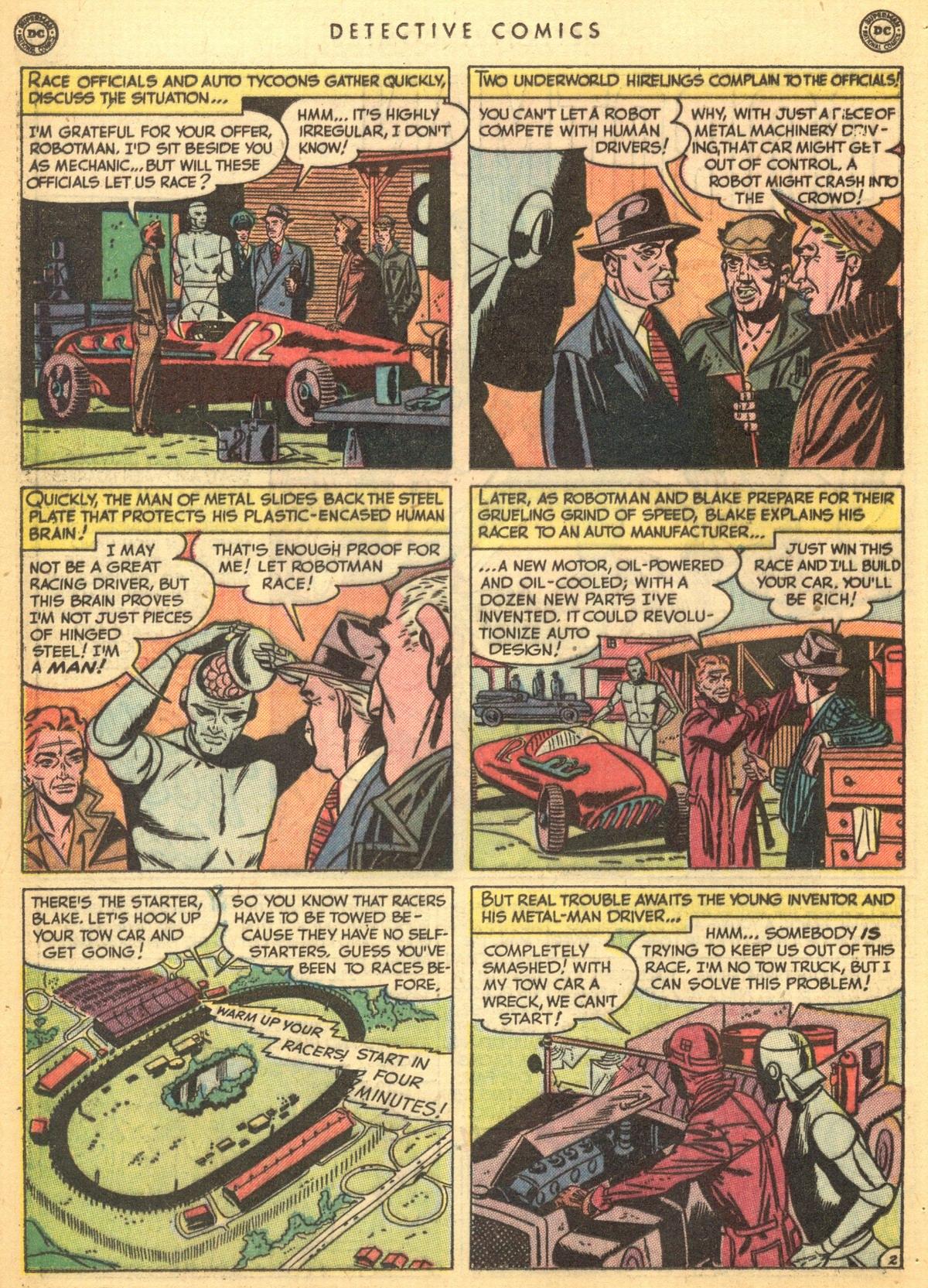 Read online Detective Comics (1937) comic -  Issue #170 - 28