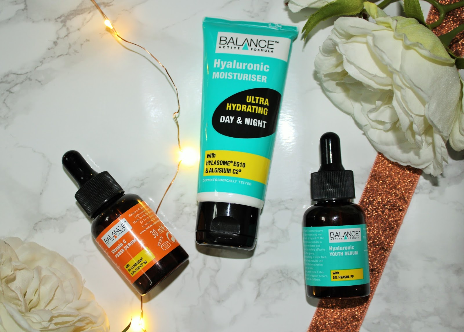 Balance Active Formula Skincare Review - 1