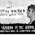 Justin Bieber en Republica Dominicana.