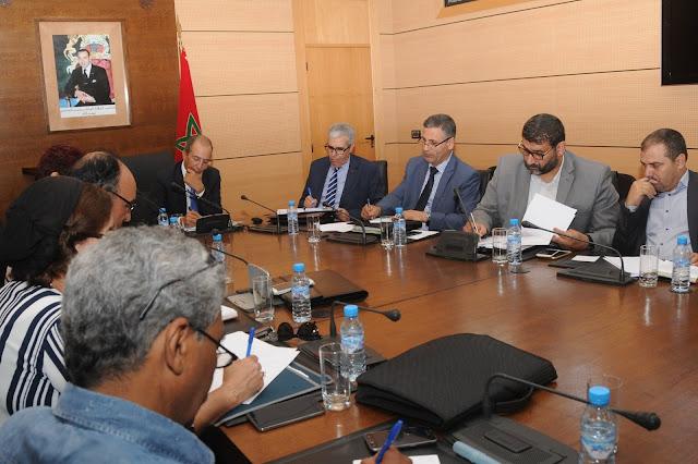 وزارة التربية الوطنية تستدعي النقابات التعليمية يوم 30 اكتوبر للحوار القطاعي
