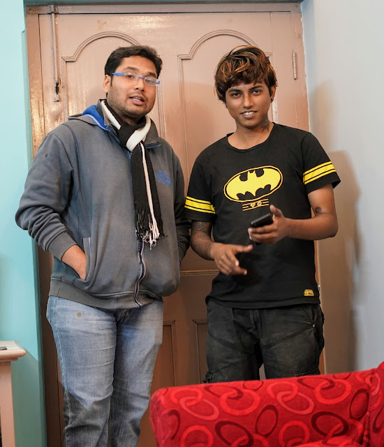 Sourajit Saha & Sourav Biswas 2