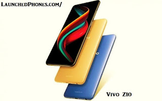 This latest Vivo yell upwardly is revealed on the  Vivo Z10 2018 launched every bit a junk phone