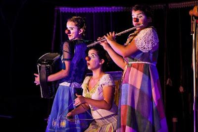 Forró pé de serra, concerto de flautas doces e teatro de bonecos são atrações no Sesc Registro-SP