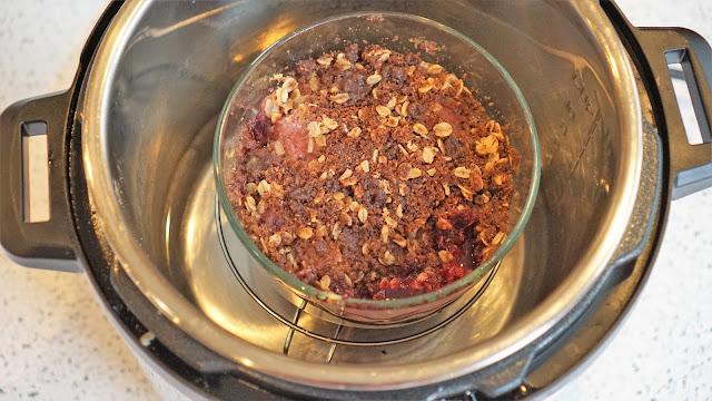 date sugar recipe, instant pot dessert, instant pot pressure cooker, clean eating, instant pot, instant pot cookbook, the instant pot, paleo instant pot recipes, pressure cooker recipes,