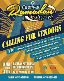 Festival Ramadan Putrajaya 2018.