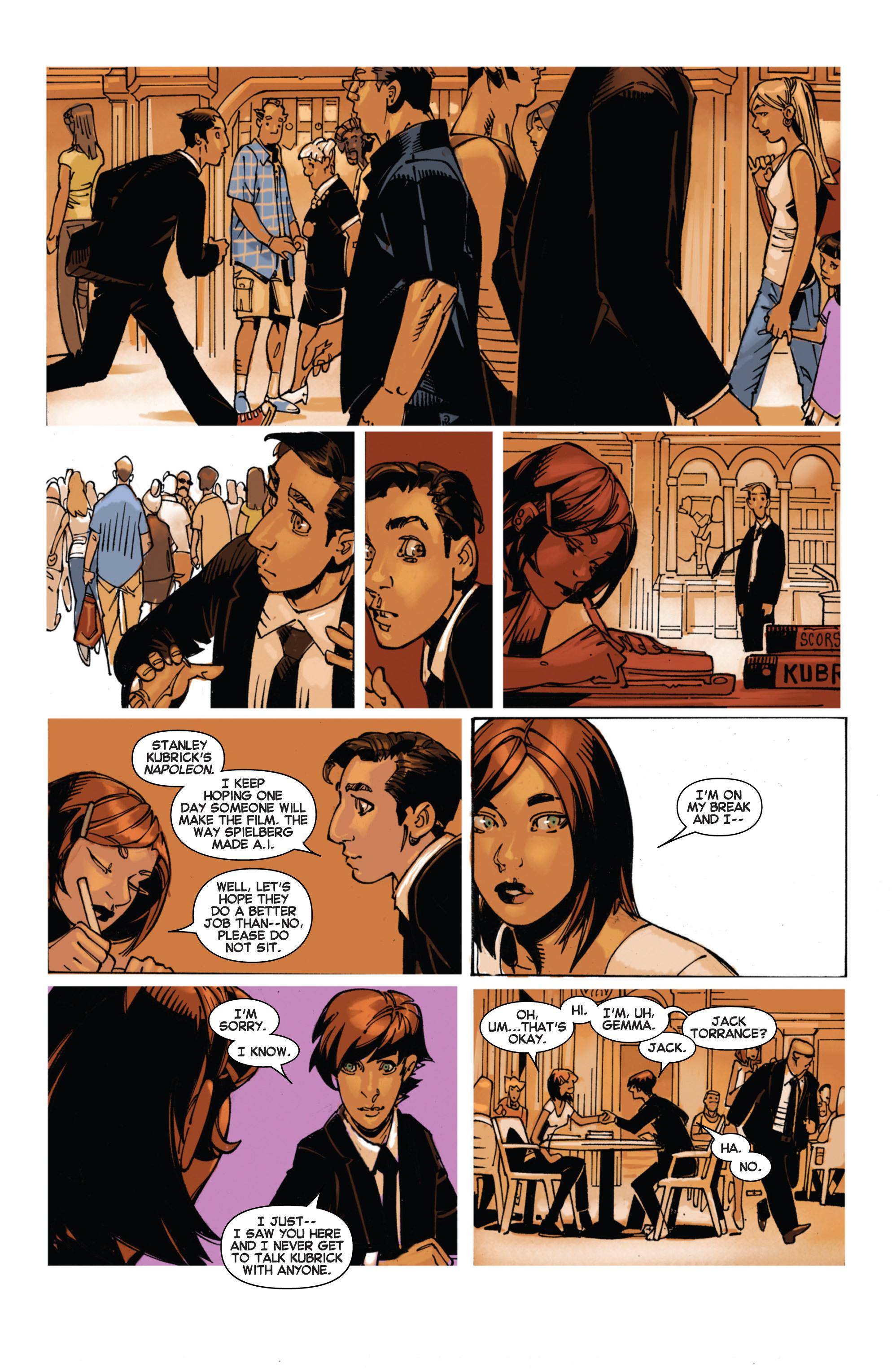 Read online Uncanny X-Men (2013) comic -  Issue #14 - 13