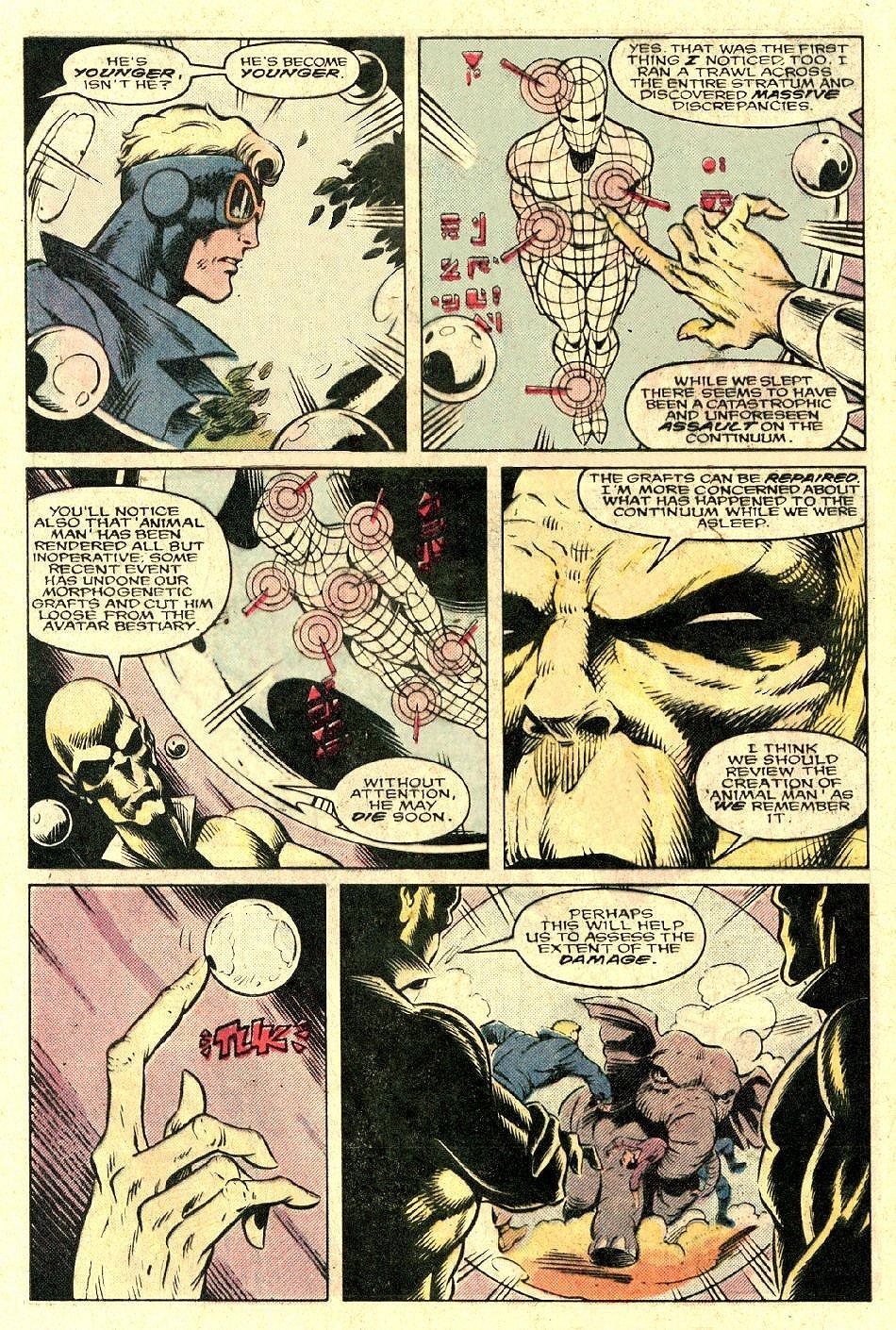 Read online Secret Origins (1986) comic -  Issue #39 - 8