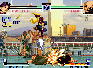 The King of Fighters 2002+arcade+game+portable+retro+fighter+download free+videojuego+descargar gratis