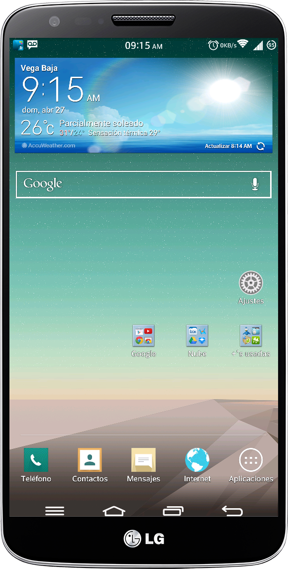 Lg home flex theme apk android