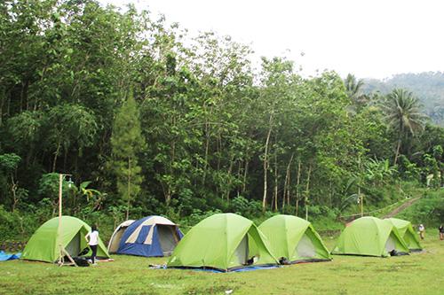 Paket Camping Jogja