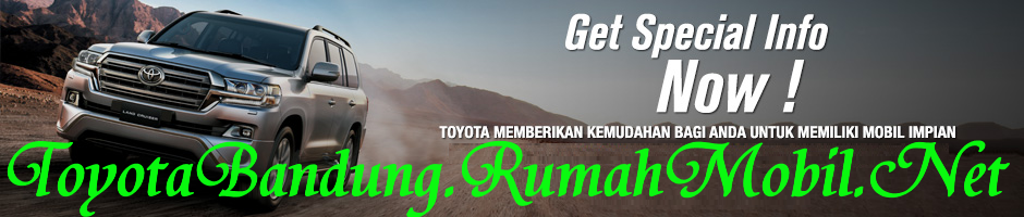 Toyota Land Cruiser Bandung