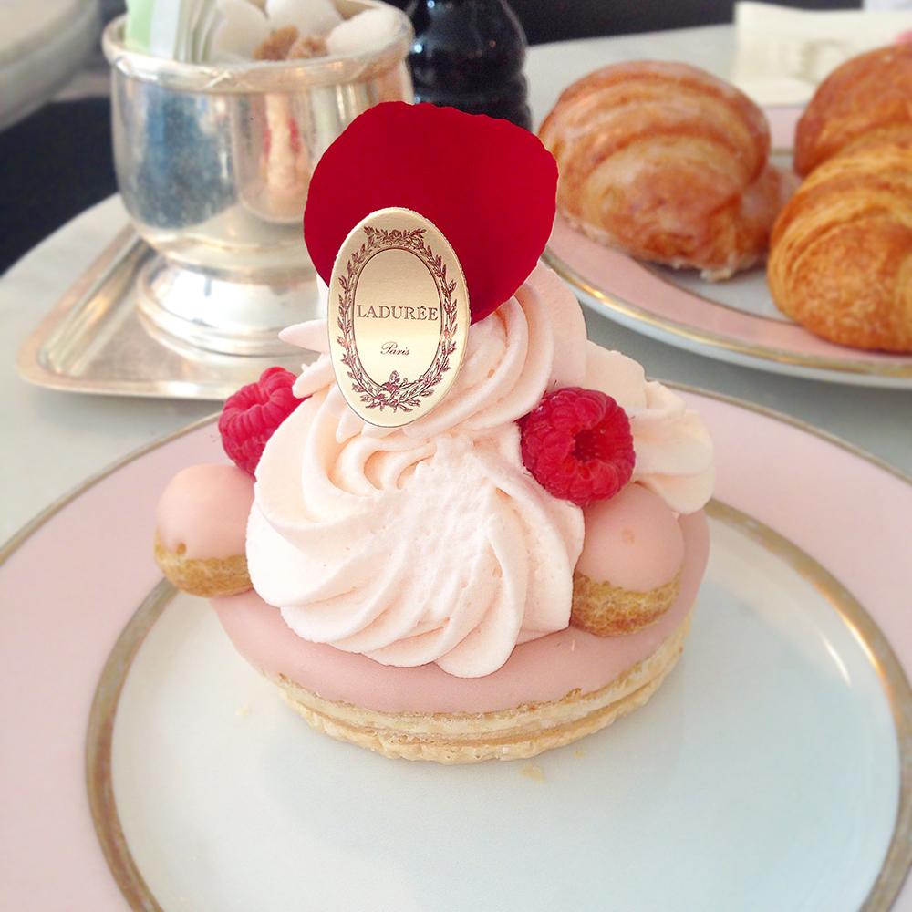laduree, harrods, charlotte clothier, paige joanna, cake