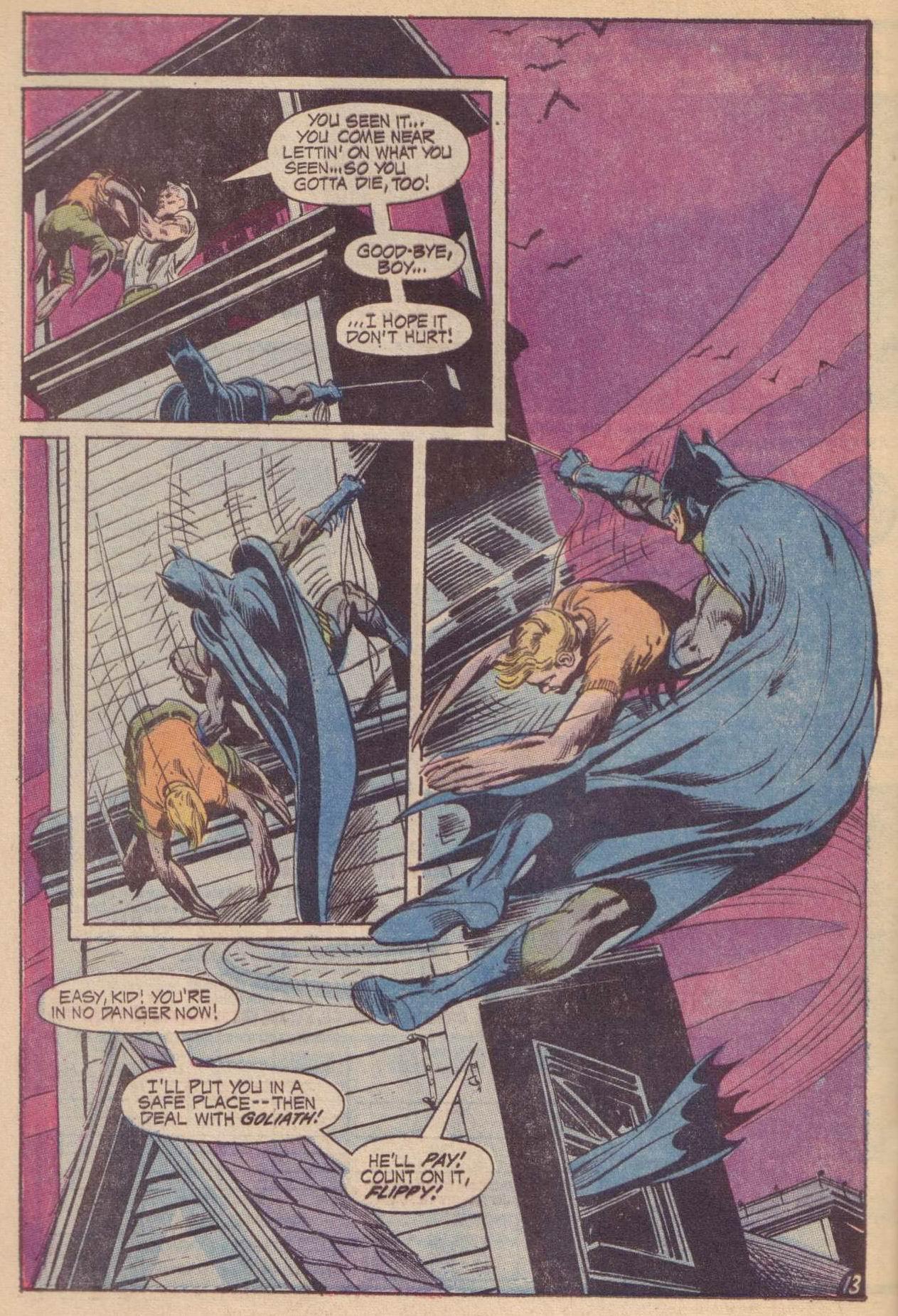 Detective Comics (1937) 410 Page 19