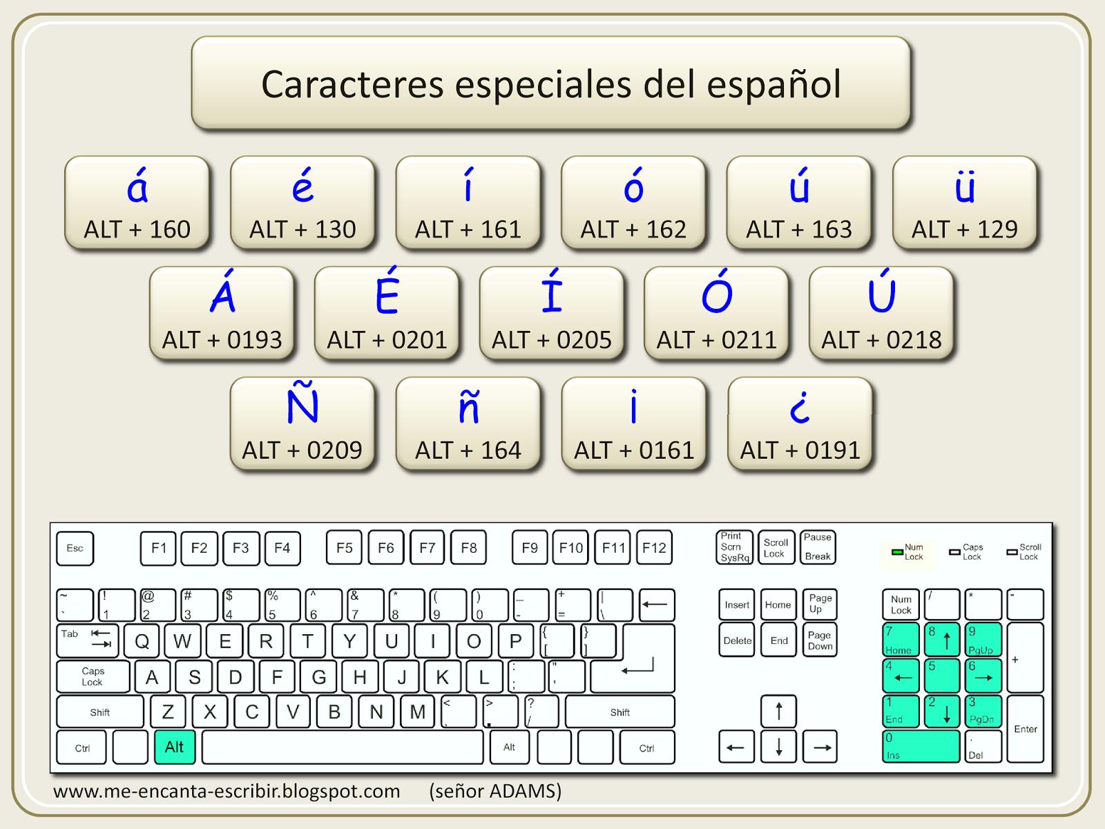 Me Encanta Escribir En Espanol Diciembre