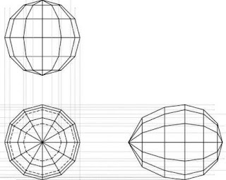 gambar teknik telur bola