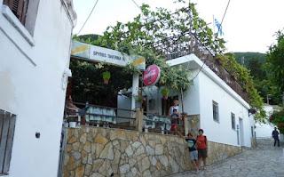 Ermones,Taverna Spiros.