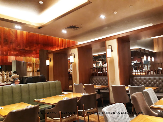 The Tokyo Restaurant, japanese restaurant, best japanese restaurant in kuala lumpur,