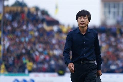 vì lý do cá nhân, HLV Miura đã phải chia tay với đội bóng mang tên bác