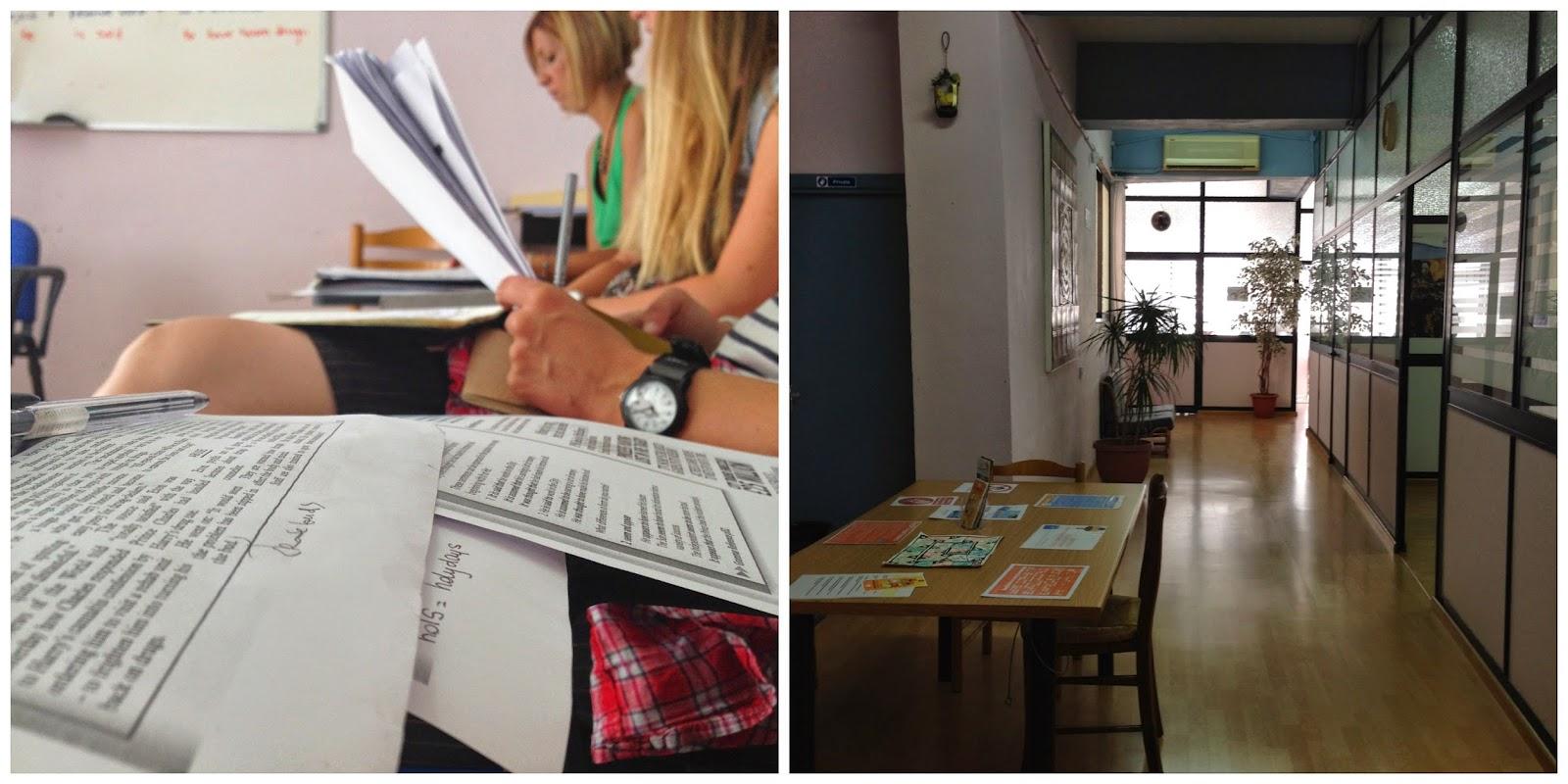 Imparare l'inglese a Elanguest, Malta - foto di Elisa Chisana Hoshi