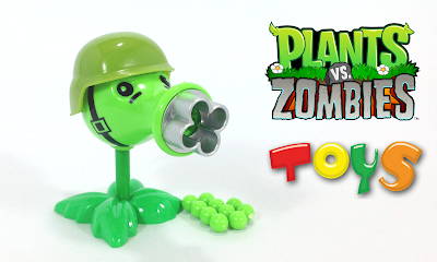Cannon Plant VS Zombies Toys
