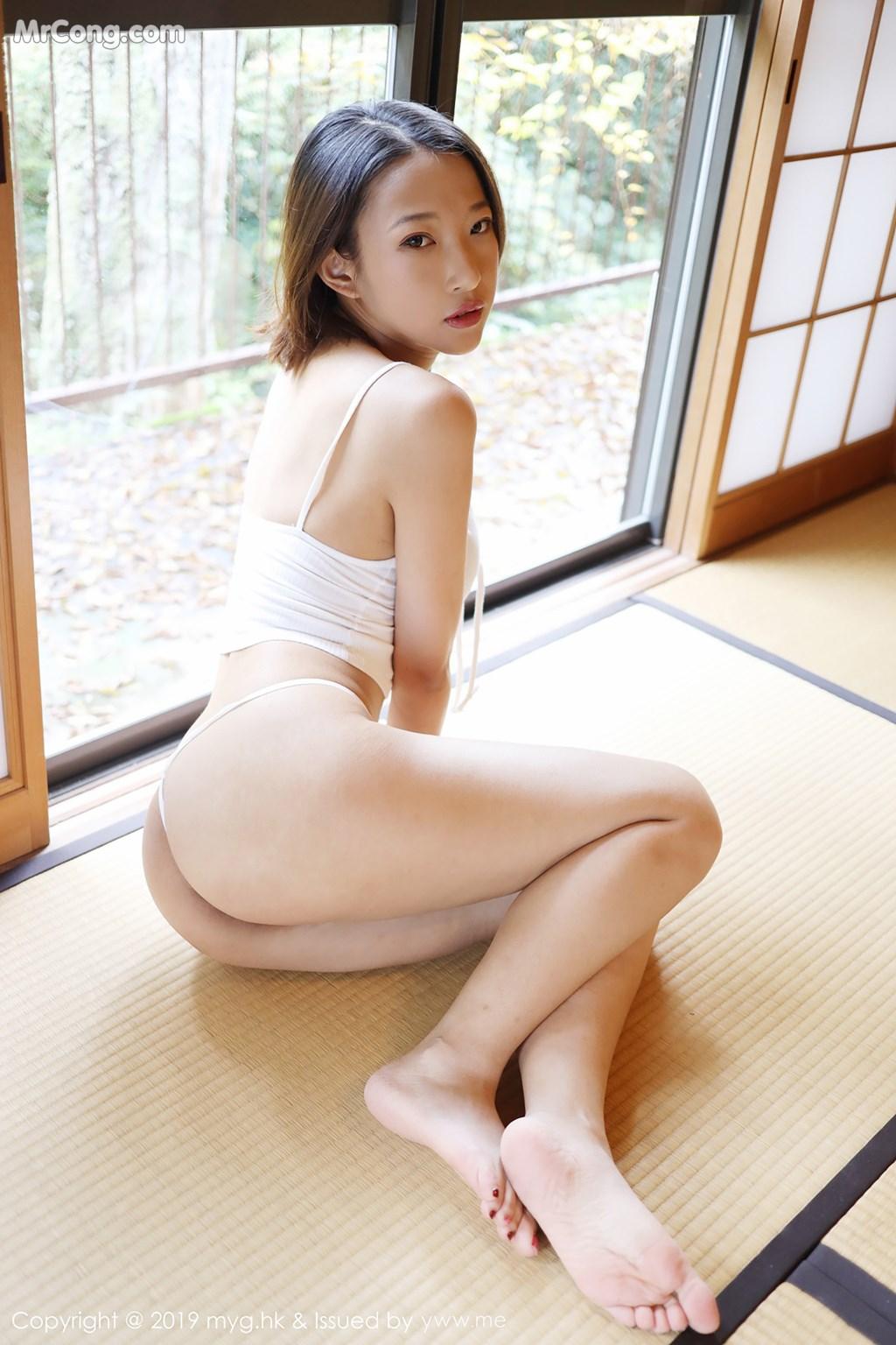 Image MyGirl-Vol.339-Riz-MrCong.com-009 in post MyGirl Vol.339: Người mẫu 栗子Riz (41 ảnh)