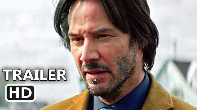 Film : Siberia (Trailer 2018)
