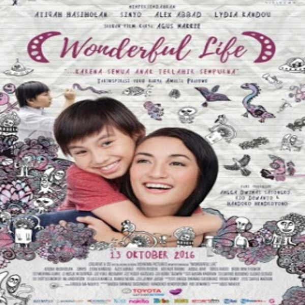 Wonderful Life, Wonderful Life Movie, Film Wonderful Life, Wonderful Life Trailer, Wonderful Life Synopsis, Wonderful Life Review, Download Poster Film Wonderful Life 2016