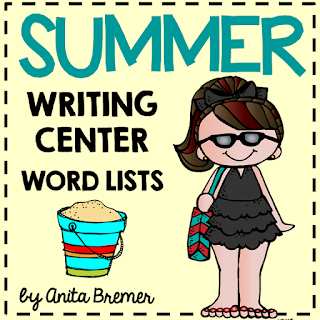 FREE Writing Center word lists