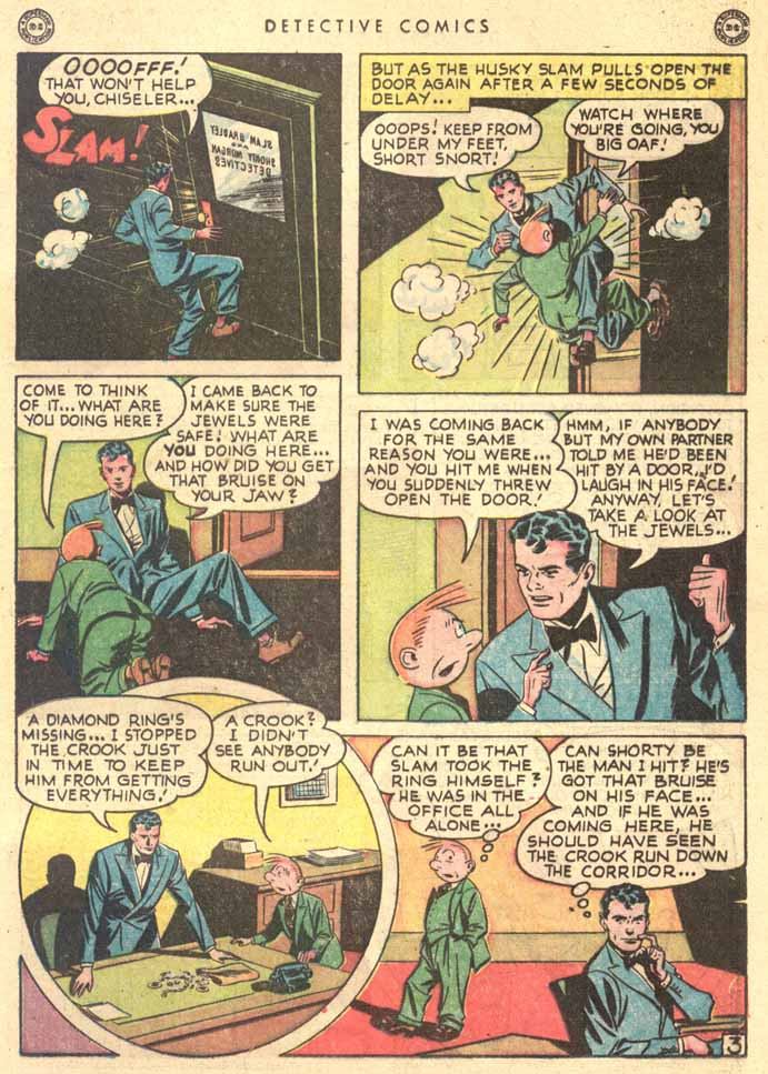 Read online Detective Comics (1937) comic -  Issue #147 - 19