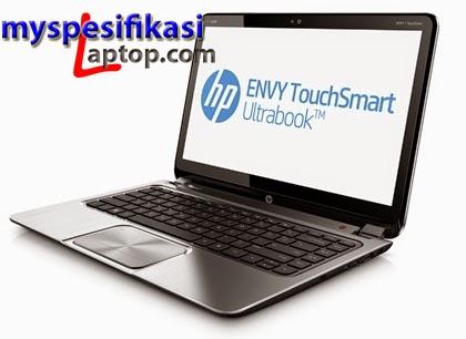 Ultrabook%2BHP%2BEnvy%2BTouchSmart%2B4 Review HP Envy TouchSmart 4, Ultrabook Pas Buat Bekerja