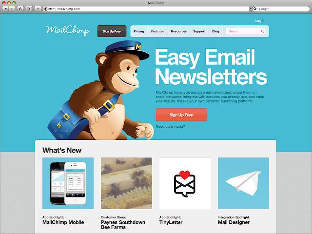 CRMVIET tích hợp MailChimp