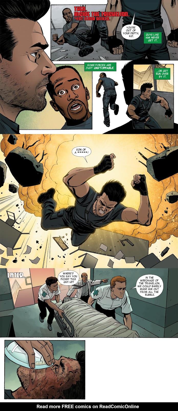 Read online Captain America: Civil War Prelude (Infinite Comics) comic -  Issue # Full - 41