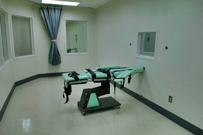 California's brand new death chamber