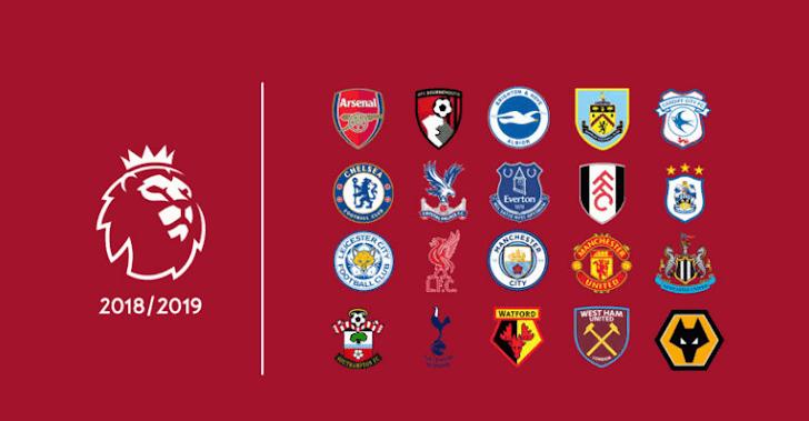 Hasil Pertandingan dan Klasemen Sementara Liga Inggris Pekan 18