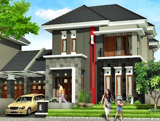 Desain rumah minimalis biaya murah 2016