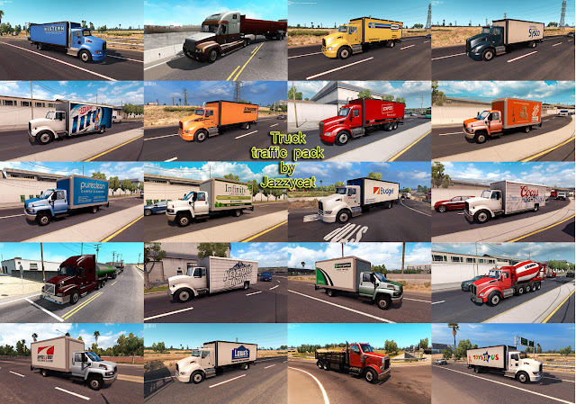 ats truck traffic pack v2.2 screenshots 3