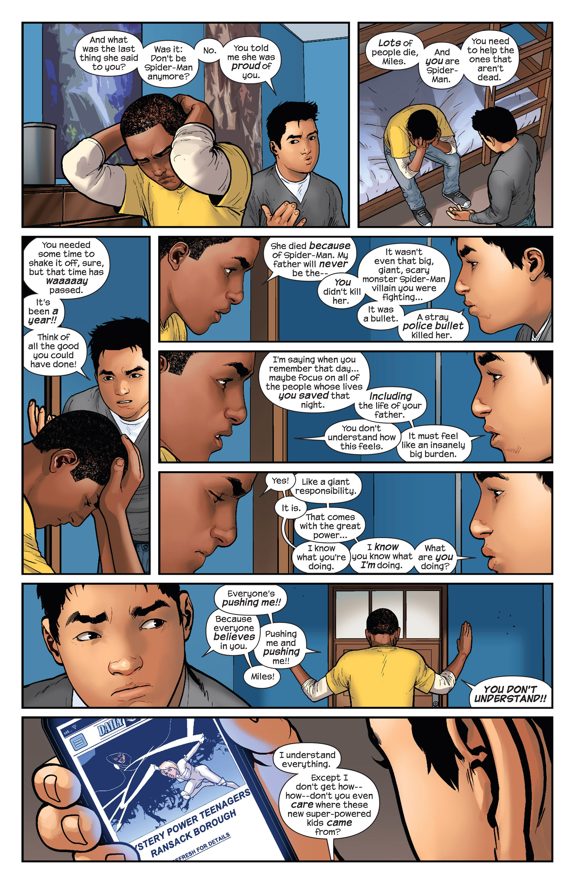Read online Ultimate Comics Spider-Man (2011) comic -  Issue #25 - 9