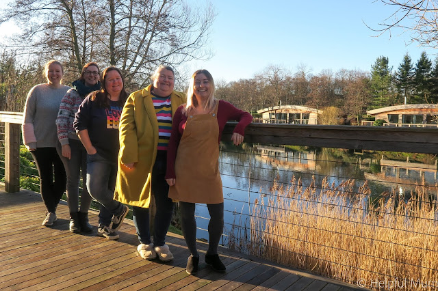 bloggers at Brompton Lakes
