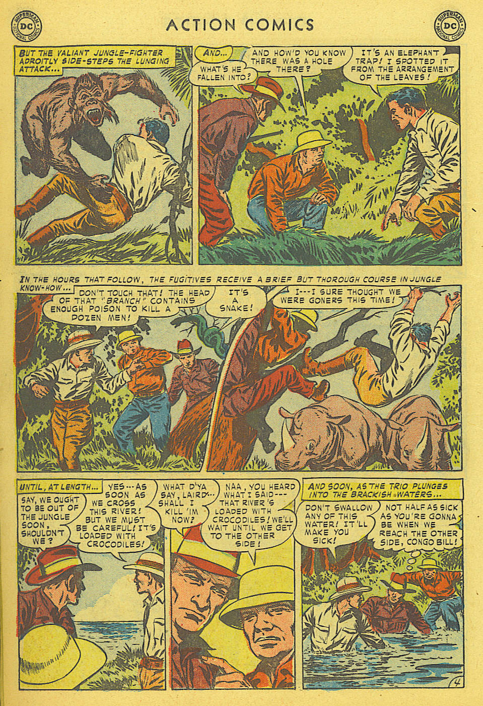 Read online Action Comics (1938) comic -  Issue #175 - 20