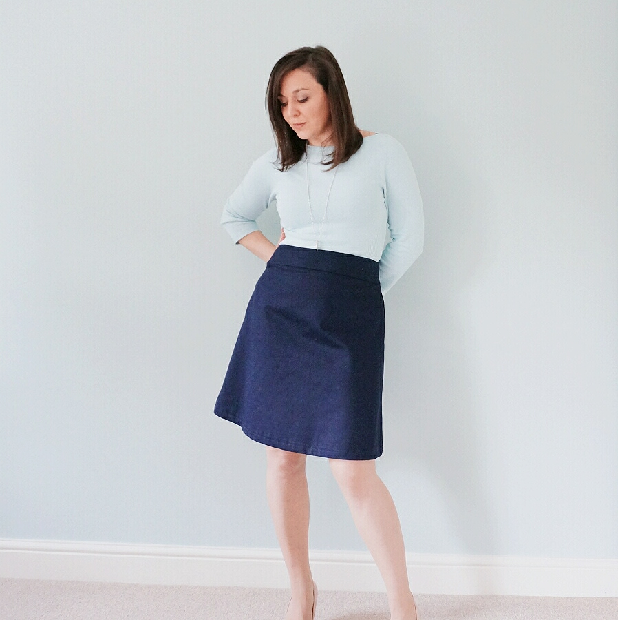 Tilly and the Buttons Delphine Skirt