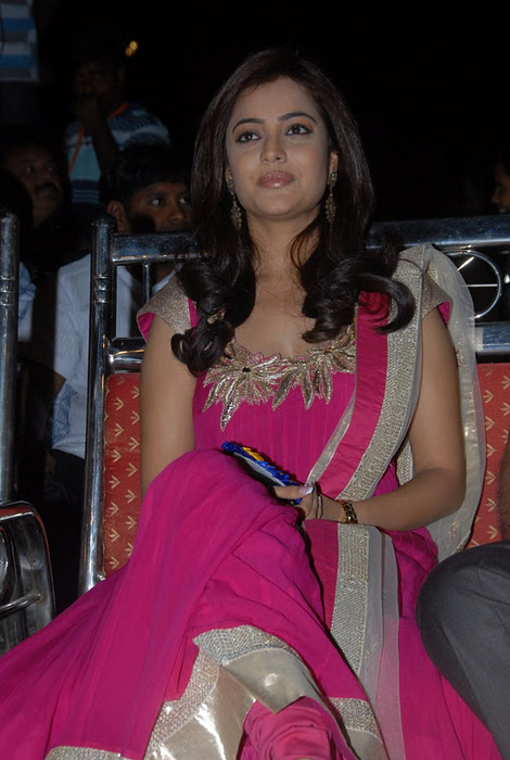 Latest Movies Gallery Nisha Agarwal Cute Pink Chudidar