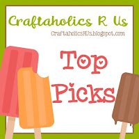 Craftaholics R Us August Paradise Challenge
