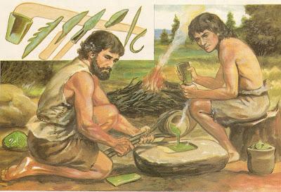 Idade dos Metais (3.500 a.C.)