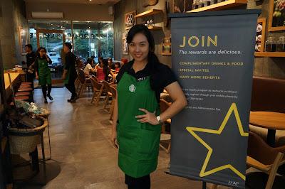 Kak Mei, Storage Manager Starbucks Pontianak