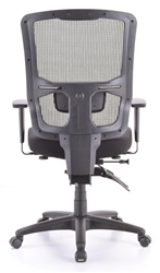 Eurotech Apollo II Office Chair - Back View